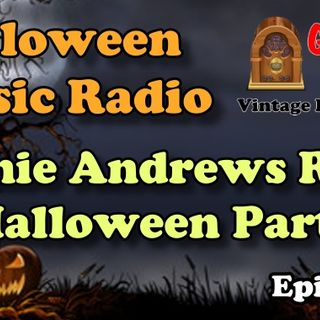 Halloween, Archie Andrews Radio Halloween Party | Good Old Radio #podcast #halloween #ClassicRadio