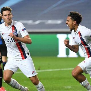Champions: Atalanta beffata all'ultimo respiro, in semifinale ci va il Paris Saint Germain
