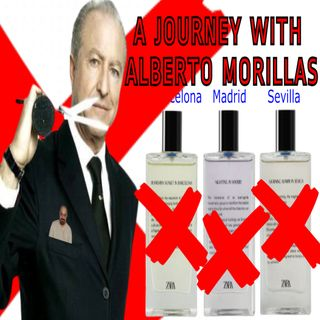 Perfumes Zara A Journey with Alberto Morillas Barcelona, Madrid y Sevilla