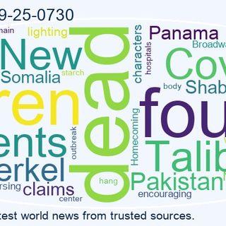 World News 2021-09-25-0730