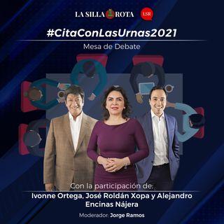 Arranca la guerra electoral más grande de la historia ¿todo bien en casa?  #CitaConLasUrnas2021 (Episodio 9)