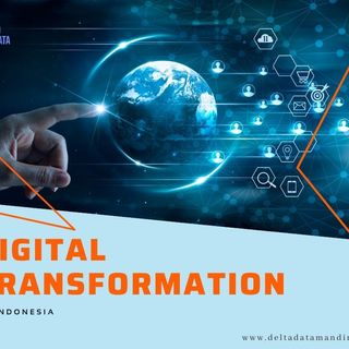 Advanced Services of Digital Transformation in Indonesia.