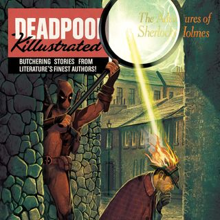 "Syndicated Source Material 004 - ""Deadpool Killustrated"""