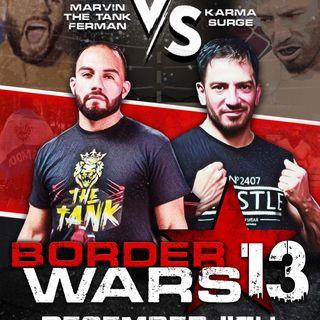 "☎️Border Wars 13 Florida🌴""Winter Soldiers"" José 🇨🇦 Champion Lineal Champion vs ShowKid👀"