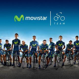 Presentación Movistar Team América 2016