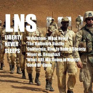 Liberty Never Sleeps 10/23/17 Show