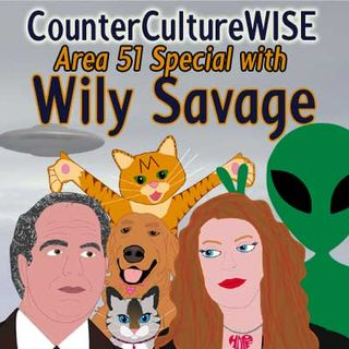 The CounterCultureWISE Storm Area 51 special!