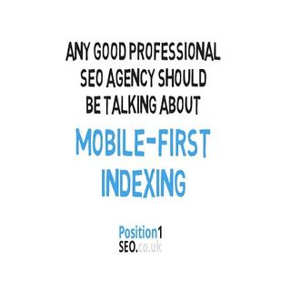 Any Good Professional SEO Agency Should Be Talking About Mobile-First Indexing