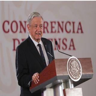 AMLO respetuoso del Banco de México