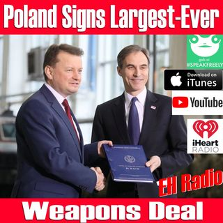 Morning moment Poland Signs Its Largest-Ever Weapons Deal June 26 2018