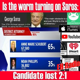 Morning moment Is the worm turning on Soros- Lets hope so! June 22 2018