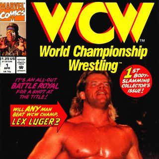 """Unspoken Issues #32 - """"WCW"""" #1"""