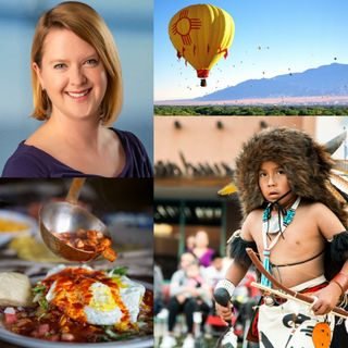 Visit Albuquerque, New Mexico - Brenna Moore on Big Blend Radio