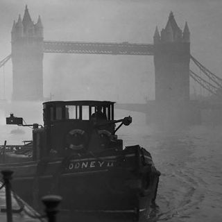 S01E13 La Gran Niebla de Londres de 1952