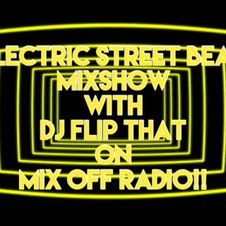 Electric Street Beat MixShow 8/26/19 (Live DJ Mix)
