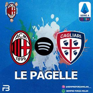 MILAN-CAGLIARI 4-1 | PAGELLE