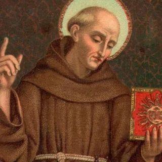 San Bernardino de Siena, franciscano