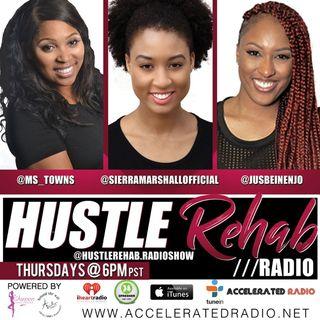 Hustle Rehab Radio Show 7-13-17