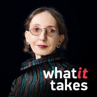 Joyce Carol Oates and Gore Vidal: Words Become Me