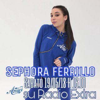 Il sogno continua - Intervista a Sephora Ferrillo (Amici 17)