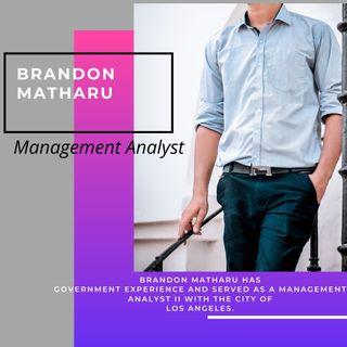 Brandon Scott Matharu - HR Professional