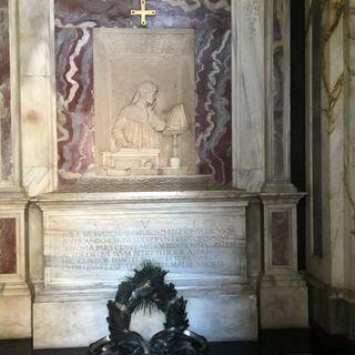 49 - La tomba di Dante