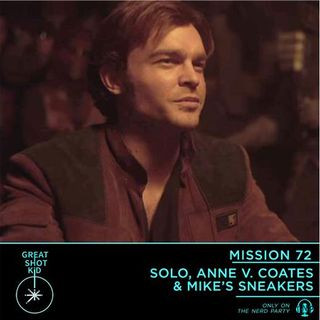 Solo, Anne V. Coates & Mike's Sneakers