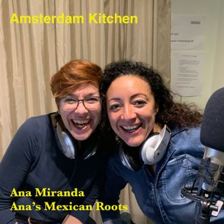 Setting up as a local caterer, Ana's Mexican Roots | interview