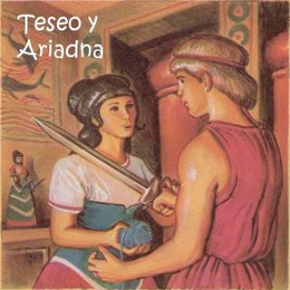 Teseo y Ariadna -- Matías Yañez