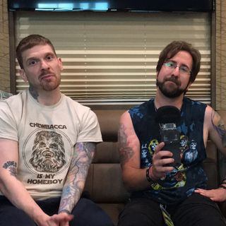 Rockcast 81 - Backstage with Shinedown