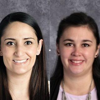 Carla DiClemente & Katie Reiff - CVSD Social Workers