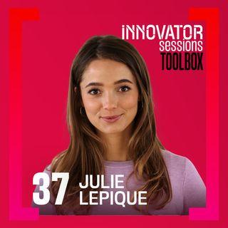 Toolbox: Nina Julie Lepique verrät ihre wichtigsten Werkzeuge und Inspirationsquellen