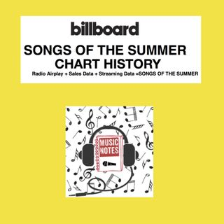Episode 89 - Songs of the Summer Chart
