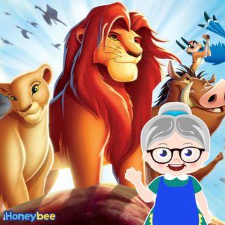 Lion King - Sleep Story (Mrs.)