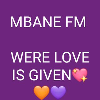 - MBANE FM Ft Lee Gazing