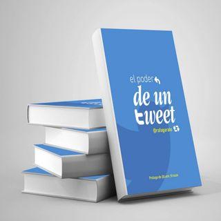 """Rafael Gárate autor del libro """"El poder de un tweet"""""""