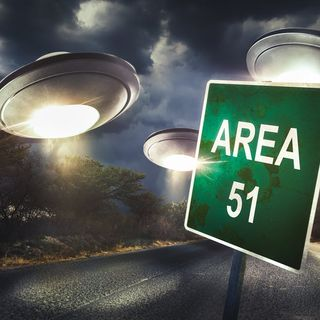 Area 51 Doesn't Have Anything on Us -*Radio Theater*