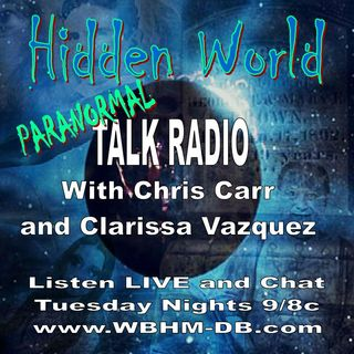 Hidden World Para-Talk Radio