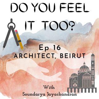 Architect, Beirut