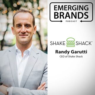 Randi Garutti, CEO of Shake Shack