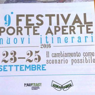 Live dal Festival Porte Aperte