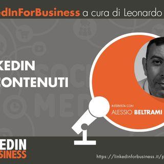 18 - LinkedIn e i Contenuti - Intervista ad Alessio Beltrami