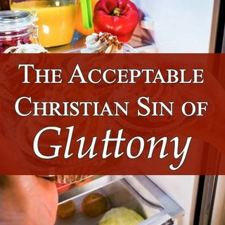No Animal Foods, Part 5 (Overcoming the Acceptable Christian Sin of Gluttony #43)