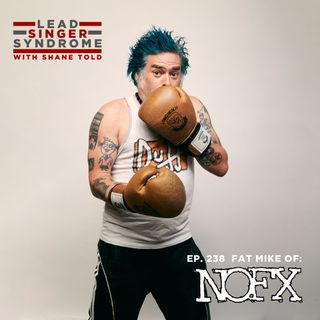 Fat Mike (NOFX) returns!