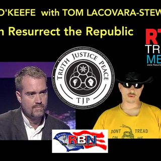 The Ken O'Keefe Files with Tom Lacovara-Stewart