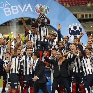 Monterrey campeón del Apertura 2019