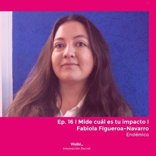 16 I Mide cuál es tu impacto I Fabiola Figueroa-Navarro
