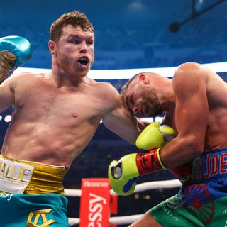 Rope A Dope:  Canelo Stops Billy Joe Saunders! Canelo vs Plant Preview & Much More!