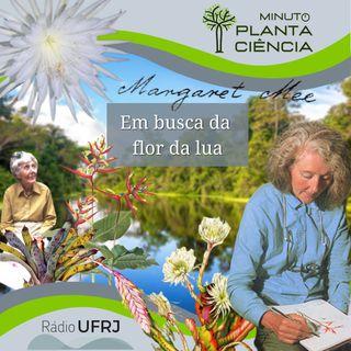 Minuto PlantaCiência - Ep. 19 - Em busca da flor da lua (Rádio UFRJ)