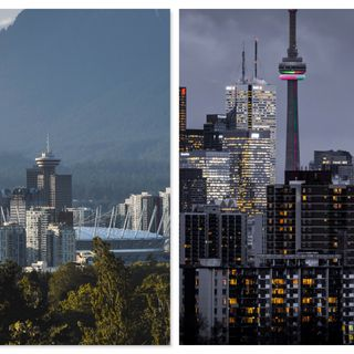Battle of the Best: Vancouver vs. Toronto